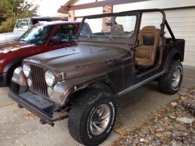 Jeep 1985